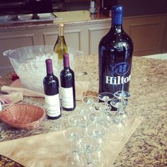 The Hilton Garden Inn Napa - Free Wine Tastings and close to downtown!