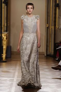 Oscar Carvallo, Spring 2013 Couture