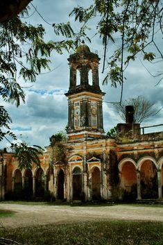 HACIENDA UAYALCEH - YUCATAN MEXICO