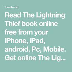 novel percy jackson and the olympians the lightning thief novel