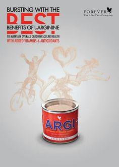 argi plus. Train like the best. Karoline's Aloe Health Store
