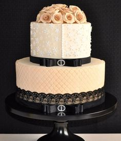 Some really beautiful cakes on CAke Wrecks today - Victorian Elegance Beautiful Wedding Cakes, Gorgeous Cakes, Pretty Cakes, Amazing Cakes, Elegant Wedding, Cake Wedding, Trendy Wedding, Sophisticated Wedding, Perfect Wedding