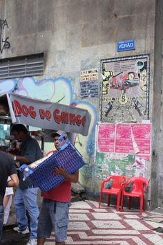 Em breve o Brasil irá receber muitos gringos em nosso país - além do Dog do Gringo o que você recomenda de comida ou bebida para eles experimentarem?