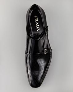 b09cab7a57f Prada Perforated Monk Loafer. Men Style TipsBest Mens ...