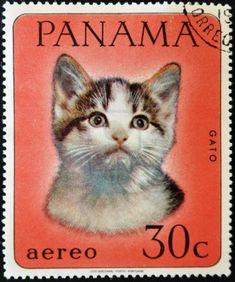Postage stamp - PANAMA - Circa 1980