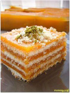 Havuç Rüyası Tarifi - Breads, Buns, and Rolls - Desserts - Dessert Recipes Desserts Keto, Easy Desserts, Dream Recipe, Pasta Cake, Dessert Oreo, Turkish Recipes, Sweet Recipes, Food To Make, Sweet Treats