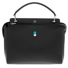 cdf2eb3e51fc Fendi  Dot Com  Top-Handle Bag Leather Bag