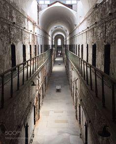 Eastern_State_Penitentiary._prison_philly_philadelphia_pennsilvania_usa_jail_history_1800s_alcapo... by lilcnotedru