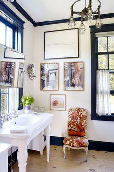 The Window Treatment Mirror