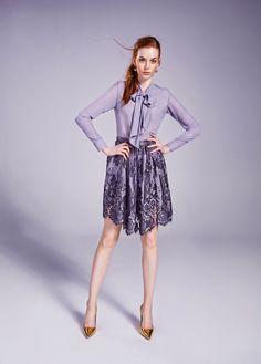 Musca Blouse /Saggita Skirt