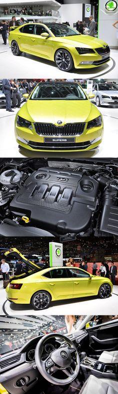 Is The #Skoda #Superb Really Superb? For more information visit link: http://www.engines4sale.co.uk/blog/category/skoda/