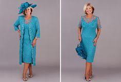 Baroque Boutique Mother of the Bride Groom Ann Balon Annalisa Dress Coat