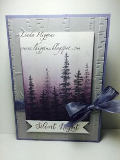 Brayered Background with Wonderland by higgiz - Cards and Paper Crafts at Splitcoaststampers