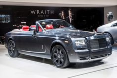 Hands-On $560K Rolls-Royce Phantom Drophead Coupe: New York Auto Show 2015 - Bloomberg Business
