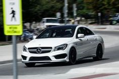 2014 Mercedes-Benz CLA45 AMG: Around the Block