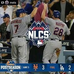 Mets win the NLDS!