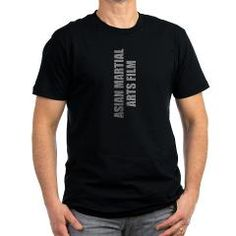 ASIAN MARTIAL ARTS FILM T-Shirt