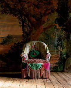 #bohemian #armchair