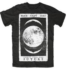 3f55971819bd7 BlackCraft Create Your Own Future Tarot - Mens T Shirt - Buy Online  Australia Beserk