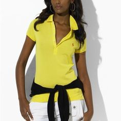 ... Mesh Women Featured Notch Short Sleeved Polo White Outlet Online