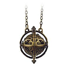 71e4a30d8644 Alice Through the Looking Glass Chronosphere Necklace