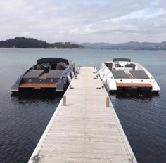 Boat - His and Hers...to get to and from your private island:)