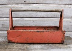 Industrial Tool Tray by AuroraMills on Etsy