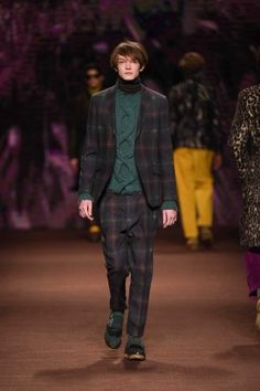 ETRO Fall/Winter 2016/17 – Milano Moda Uomo - http://olschis-world.de/ #ETRO #FW16 #MFW