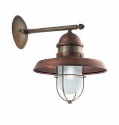 Applique barn lamp griin luminaire exterieur for Applique murale exterieur globe