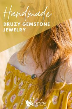 Have you been looking for a sparkly piece of jewelry that makes a statement? Then you've come to the right place! Our druzy gemstone jewelry comes in more than 15 colors! Each piece is handmade and absolutely GORGEOUS! You'll find necklaces, earrings, and bracelets in silver, gold, and rose gold! Each unique piece is perfect for your collection! #druzy #fashionjewelry #sparklyjewelry #femininejewelry #handmadejewelry Unique Bracelets, Fashion Bracelets, Fashion Necklace, Fashion Jewelry, Unique Jewelry, Handmade Bridal Jewellery, Earrings Handmade, Bridal Jewelry, Jewelry Gifts