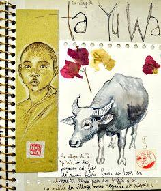 Carnet de voyage en Birmanie