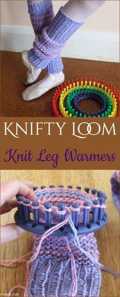Newest Pics loom knitting patterns Style Free Crochet Leg Warmers – Free Patterns Loom Crochet, Free Crochet, Crochet Hats, Crochet Needles, Loom Knit Hat, Loom Knitting Stitches, Loom Knitting Projects, Loom Knitting For Beginners, Loom Patterns
