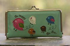 Cute Hinged Wallet