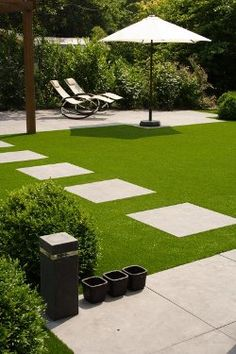 Awesome backyard landscape design