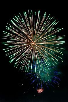 Fireworks in Frisco, TX  #dallas #photographer #portrait #photography #fireworks #fireworksphotography