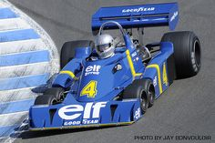 Tyrell P34. Craziest F1 car ever?