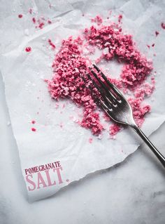 Pomegranate Salt