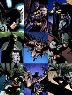Batman by Doug Mahnke