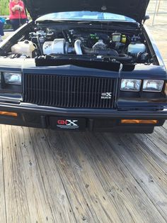 Buick Grand National Gnx, General Motors, Monte Carlo, Muscle Cars, Hot Rods, Dream Cars, Badass, Chevy, Wheels