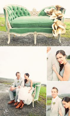 A Golden Farm Wedding   Styled Shoot - You must visit this blog - sweet
