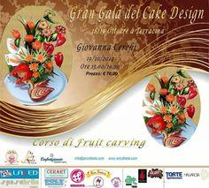 Corso intaglio di Giovanna Cherchi il 19 Ottobre.  Per prenotare www.grangaladelcakedesign.it