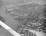 McKees Rocks Aerial View; 1951