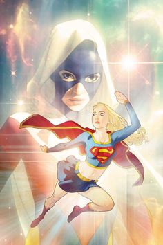 "When a costumed woman arrives in Metropolis calling herself Superwoman, it's up to Supergirl to get to the bottom of things! After meeting this so-called Superwoman during the ""New Krypton"" storyline, the Girl of Steel has two pressing questions: who is Superwoman, really, and what gives her the right to wear the symbol of the House of El?"