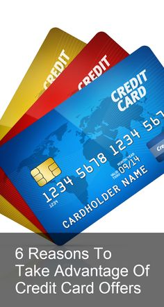 Discover the 6 reasons to take advantage of credit card offers that's helping people who have poor credit scores or no credit with greater ease.