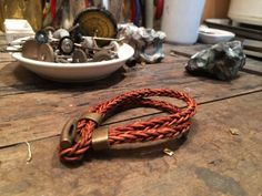 """This bracelet """"looks as good in the summer at the beach as it does in the winter poking out from the cuff of my fishmerman's sweater."""" —Philip Crangi #CoachNewYorkStories"""