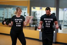 Weight lifting pregnancy announcement | My Boys | Crossfit ...