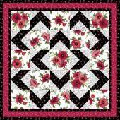 Walk About Quilt Pattern - Ann Lauer - Grizzly Gulch Gallery — Missouri Star Quilt Co.