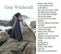 Magickal Philosophies | Paths - Gray Witchcraft