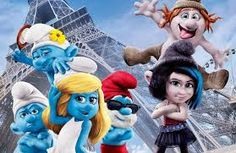 The Smurfs 2: Film review, toys and video game! #family #movies #smurfs