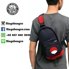 Tas slempang uchiha Price : IDR 149000 / USD 20 Material : canvas Application : Screen Printing Delivery from Indonesia Contact : ORDER BBM : 590007F2 WA : 62 857 4161 3939 LINE : singobongso RESELLER BBM : 7D7993CF WA : 62 89 659 326 456 email : singo.bongso@gmail.com Facebook http://ift.tt/1VLnZ12 http://ift.tt/1XzdPBW Instagram http://ift.tt/1OhgqcD http://ift.tt/210r841 Singobongso Anime Clothing Jaket Anime | Kaos Anime | Store Anime | Tas Anime | Jaket Naruto | Jaket Akatsuki | Jaket…